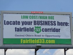 locate your business billboard